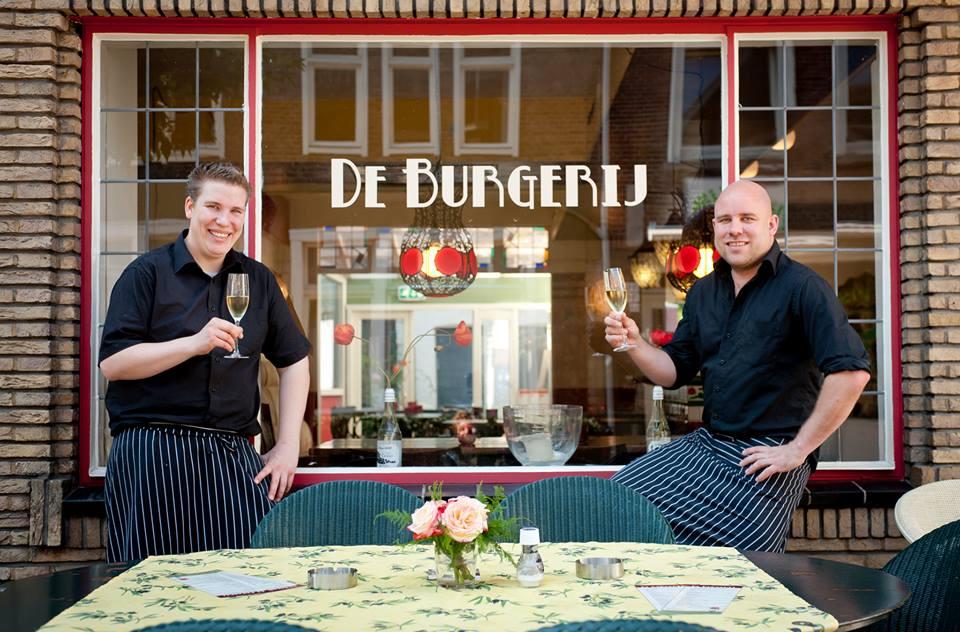 Restaurant De Burgerij
